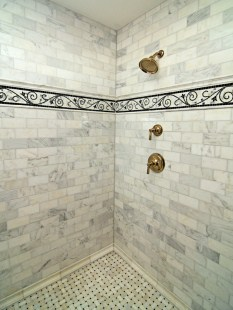 Chicagoland shower tiles